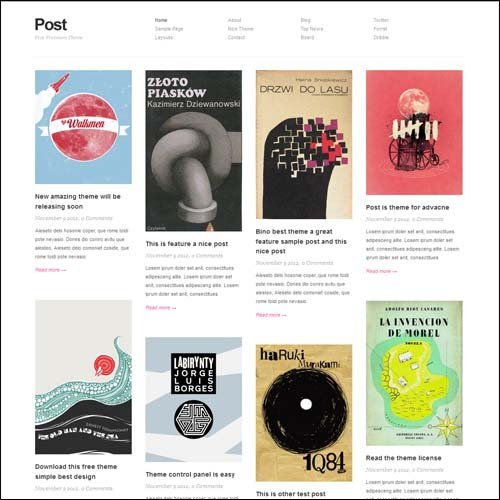 the-post-minimal-and-simple-free-premium-wordpress-theme