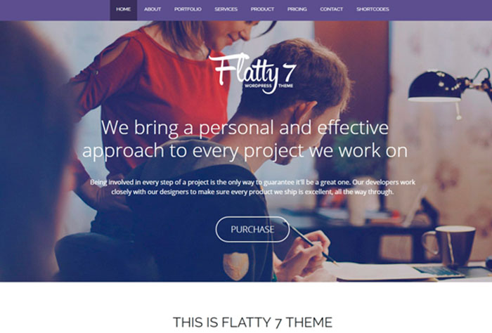 Flatty 7