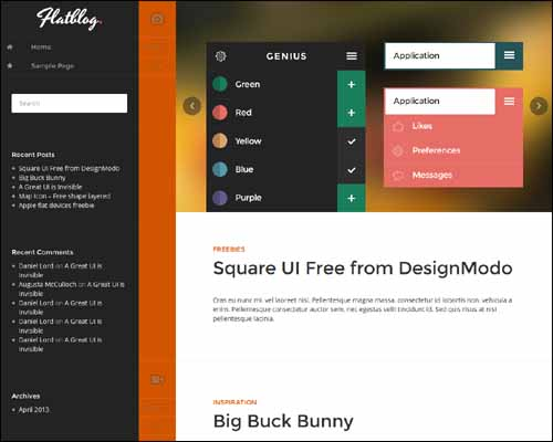 FlatBlog_Free_WordPress_Theme