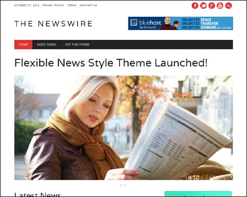 The_Newswire_Free_WordPress_Theme