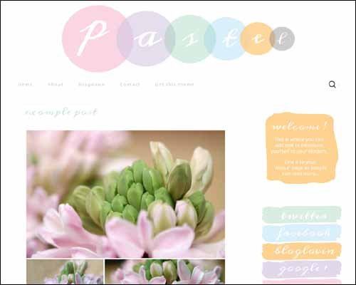 free-wordpress-twenty-thirteen-theme-customization-pastel