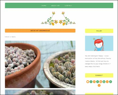 happy-free-wordpress-child-theme-from-mammasaurus-set-up-information