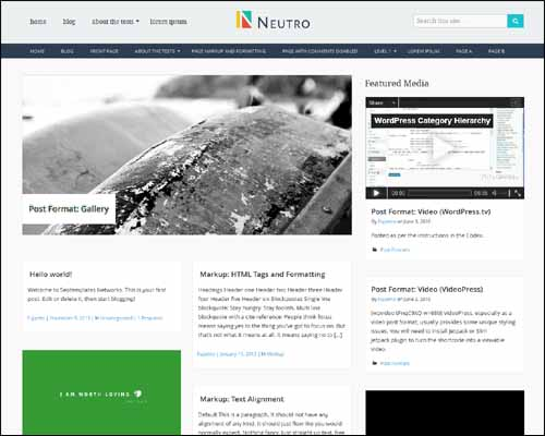 neutro-free-wordpress-theme